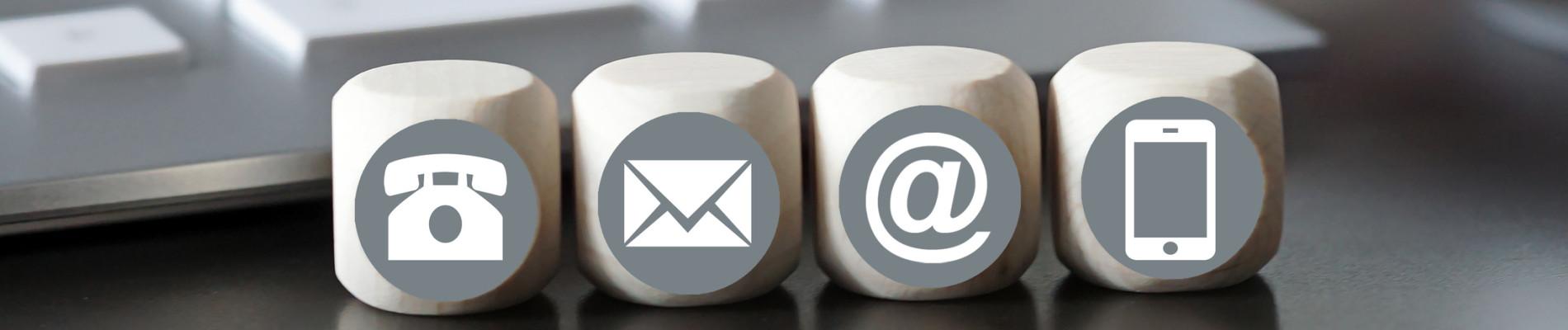 ícone de fale conosco