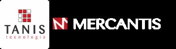 logotipo da Tanis Tecnologia e do Sistema de gestão