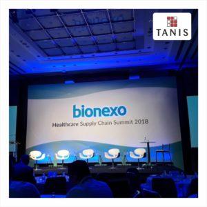 imagem do evento da Bionexo sobre supply chain